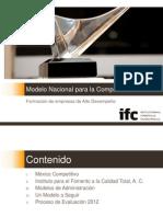 Presentacin Modelo Nacional Portal