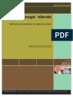 EL NOGAL HIBRIDO DESTINADO A LA EXPLOTACION  DE MADERA DE CALIDAD.pdf