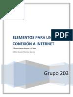 Elementos para una conexión a Internet (1).docx