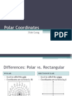 Polar Coordinates 2