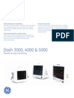 GE Dash Specification Series