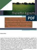 Derecho Agrario 7