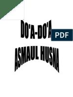 Asmaul Husna