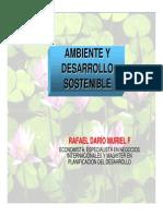 Ambiente y Desarrollo Sotenible