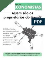 Quem são os proprietários do Brasil