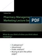 2011 Marketing Lecture