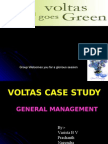 Voltas case study