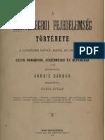 Andrić Sándor - A montenegrói fejedelemség története