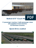 Mt Bulleid Coach Manual