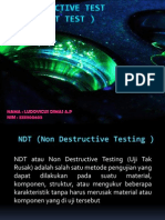 Non Destructive Test