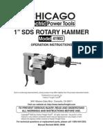 Rotary Hammer 41983