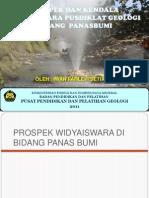 Iwan Fs - Prospek Dan Kendala Widyaiswara Bidang Panas Bumi