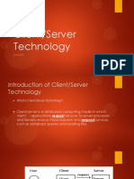 Client Server Technology