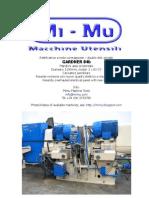 Rettifica a Piani Contapposti GARDNDER 84b Flyer Mimu PDF