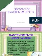 salud ocupacional-area de mantenimiento