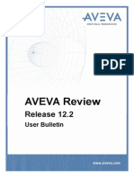 Review 12.2 User Bulletin