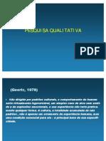 psicobio11b - pesquisa qualitativa