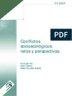 Conflictos socioecologicos