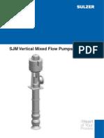 SJMVertical Mixed Flow Pumps en E10016 6 2008