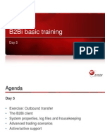 B2Bi 2.0.2 Basic Training Day 5