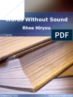 Rhea Hiryuu - Words Without Sound