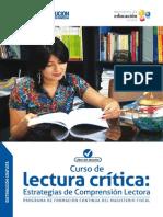 LIBRO SiProfe Lectura Critica 1