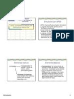 GPSS - Transparencias