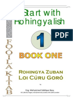 Rohingya Language Book A-Z