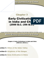 Chapter Early India and China