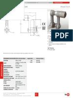 Model XLK Data Sheet