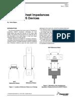 DatasheetImpedances_RFLDMOSDevices