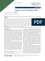 Chameleon - WiFi AP Malware