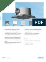 Ceiling Diffusers (Halton)