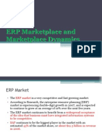 ERP Marketplace and Marketplace Dynamics
