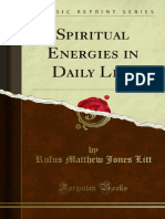 Spiritual Energies in Daily Life 1000013241