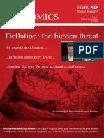 Deflation - The Hidden Threat