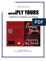 SIMPLY YOURS Selections