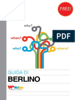 Free Guide to Berlin (in Italian)