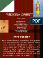 MEDICINA ORIENTAL