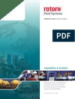 Rotork Capabilities and Facilities