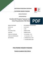 Karakteristik Pengujian Tegangan Langkah Pada Sistem Pengentanahan Titik Netral Trafo - MOHAMMAD NGAPAN HADI ( 3 PLN - 1101024017 )