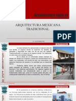 Clase 06_ Arquitectura Mexicana Tradicional