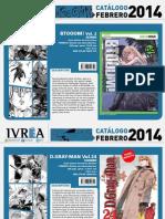 Editorial Ivrea Febrero 2014