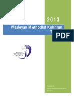 Wesleyan Methodist Kohhran Thurin