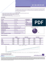 MMF 12th Feb 2014 Fact Sheet