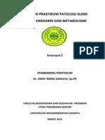 Laporan Praktikum Pk Sistem Endokrin