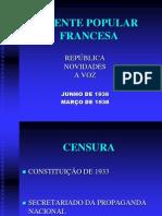 Apresentação do trabalho de História - Frente Popular Francesa.ppt