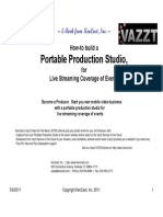 How to Build a Portable Production Studio