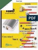 Kunci Yale