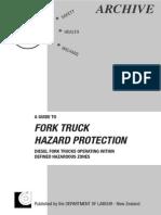 Fork Truck Hazard